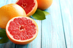 Grapefruit fruits Royalty Free Stock Photography