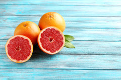 Grapefruit fruits Stock Image