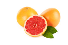 Grapefruit fruits Royalty Free Stock Photo