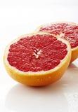 Grapefruit. Grape fruit shot in studio Stock Images