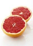 Grapefruit. Grape fruit shot in studio Stock Photography