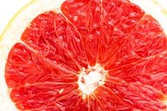 Grapefruit Halves Stock Photos