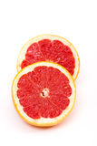 Grapefruit Halves Royalty Free Stock Image