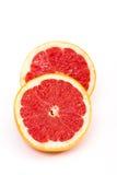 Grapefruit Halves Royalty Free Stock Image