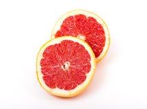 Grapefruit Halves Royalty Free Stock Photos