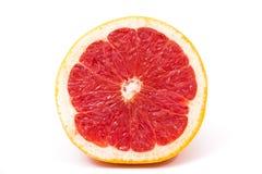 Grapefruit Halves Stock Image
