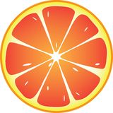 Grapefruit Icon Royalty Free Stock Images