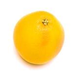 Grapefruit isolated. Tasty juicy grapefruit isolated on white Stock Photo