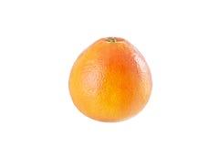 Grapefruit isolated on the white. Royalty Free Stock Image