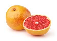 Grapefruit isolated on white background Royalty Free Stock Image