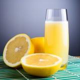 Grapefruit juice Royalty Free Stock Photography