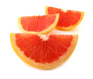 Grapefruit ruby red Stock Photo