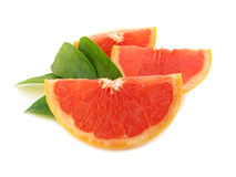 Grapefruit ruby red Royalty Free Stock Image