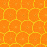 Grapefruit seamless background wallpaper Royalty Free Stock Image