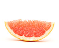 Grapefruit segment Royalty Free Stock Images