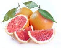 Grapefruit with segments Royalty Free Stock Image