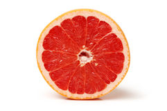 Grapefruit with segments Royalty Free Stock Photos