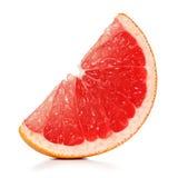 Grapefruit slice Stock Images