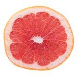 Grapefruit slice Royalty Free Stock Photography