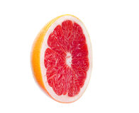 Grapefruit slice Royalty Free Stock Photo