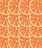 Grapefruit Slices Background Royalty Free Stock Photos