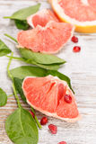 Grapefruit Stock Photo