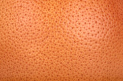 Grapefruit texture macro Royalty Free Stock Photo