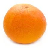 Grapefruit on a white Royalty Free Stock Photos