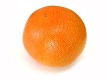Grapefruit on white Royalty Free Stock Images
