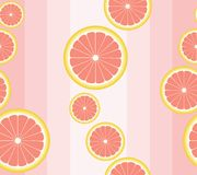 grapefruitade Obraz Royalty Free
