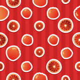 Grapefruitornament Royalty-vrije Stock Foto's