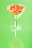 grapefruitowa czerwień Zdjęcie Royalty Free
