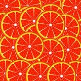 grapefruitowa czerwień Obrazy Royalty Free