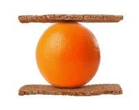 grapefruitowa kanapka Obrazy Stock