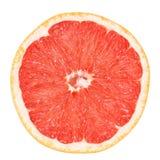 grapefruitowa połówka Zdjęcia Royalty Free