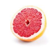 grapefruitowa połówka Obrazy Royalty Free