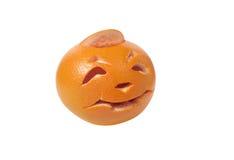 grapefruitowy Halloween Zdjęcie Royalty Free