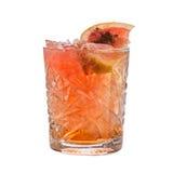 Grapefruitowy koktajl Zdjęcia Stock