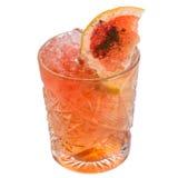 Grapefruitowy koktajl Obrazy Royalty Free