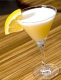 grapefruitowy Martini Obraz Royalty Free