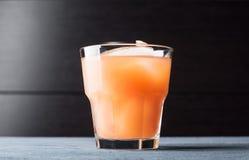 Grapefruitowy napój Obraz Royalty Free