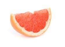 grapefruitowy plasterek Zdjęcia Royalty Free