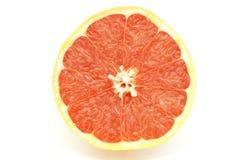 grapefruitowy rubin Zdjęcia Royalty Free