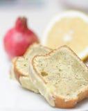 Grapefruitowy tort Obrazy Royalty Free