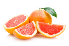 grapefruits Obraz Stock