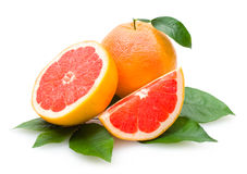 grapefruits Fotografia Royalty Free
