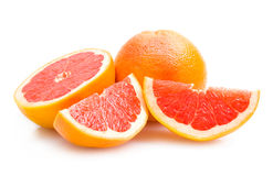 grapefruits Fotografia Stock