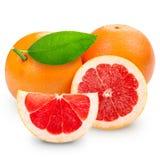 grapefruits Royalty-vrije Stock Afbeeldingen