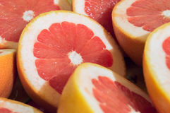grapefruits Fotografia de Stock