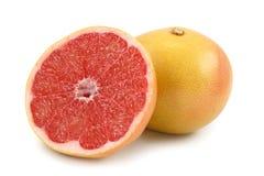 grapefruits czerwoni zdjęcia royalty free